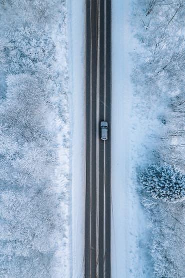 Navette Taxi entre Lyon, Villeurbanne et les stations de ski de Savoie